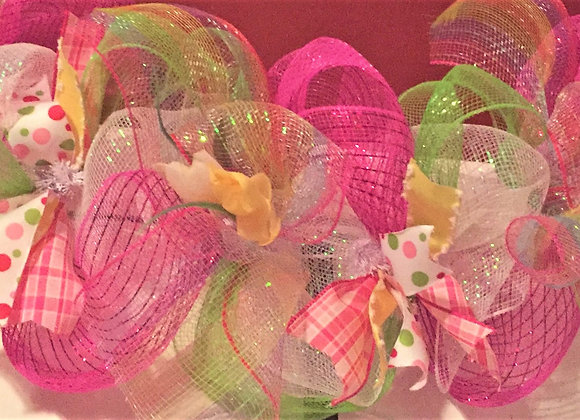 Spring Garland Class March 11th 9:30am
