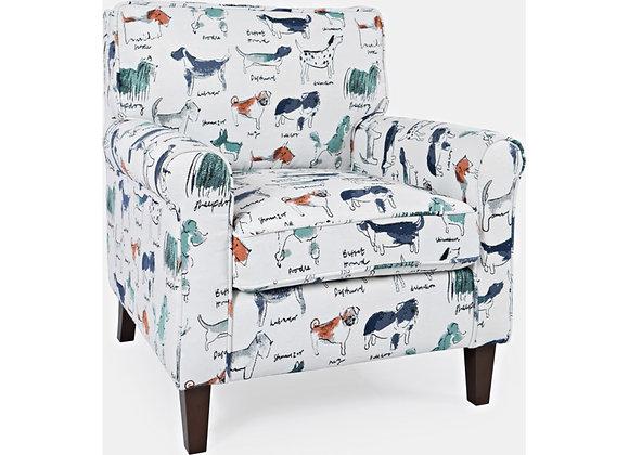 Baxter Puppy Accent Chair