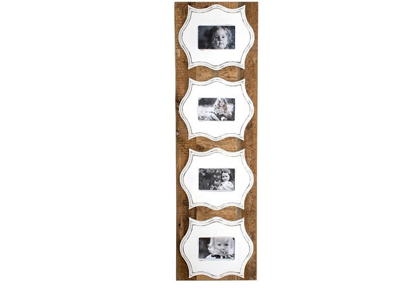 Four 4x6 Long Picture Frame  #055446