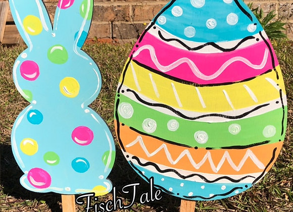Kid's Easter Decor Class - March 20th 10am