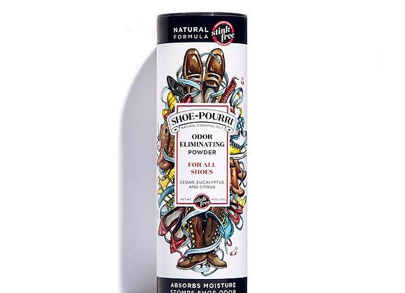 Shoe-Pourri Odor Eliminating Powder 4oz