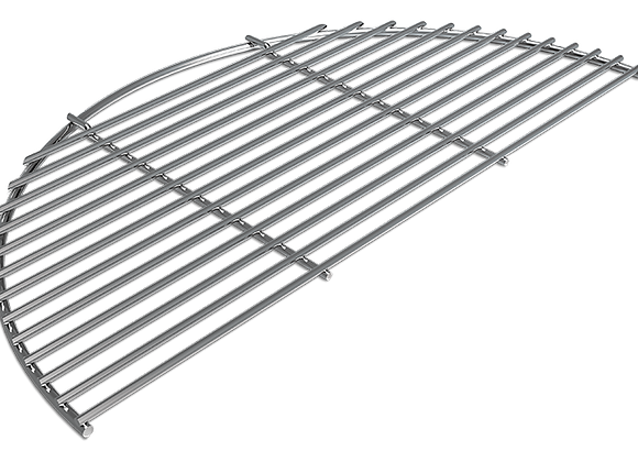 BGE Stainless Steel Half Grid for XL Eggs