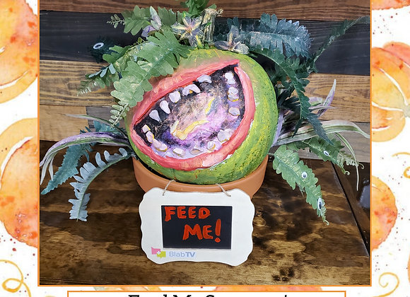 Feed Me Seymour! - Local Chapter Salvation Army