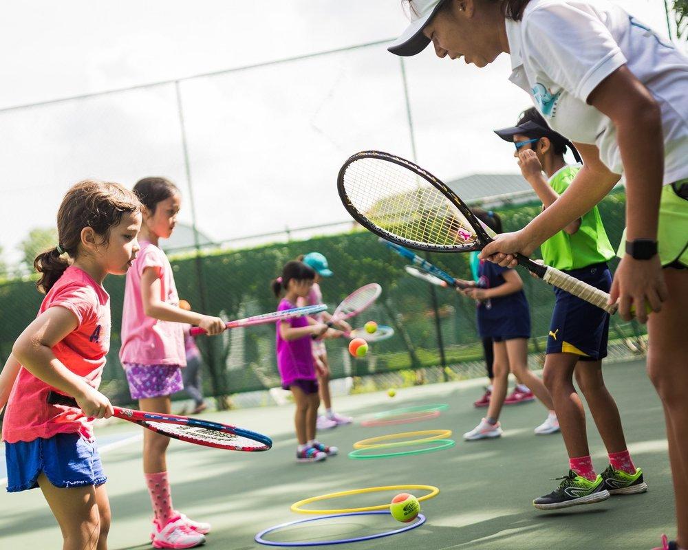 Tennis (2nd - 6th Grade)