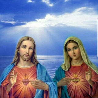 Visited by Jesus & Mary