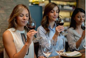 wellness and wine tasting experiences