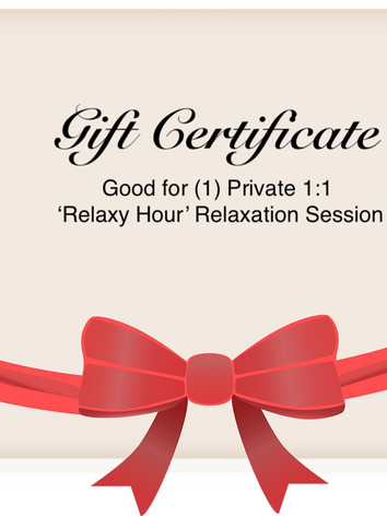 Gift Certificates Offered