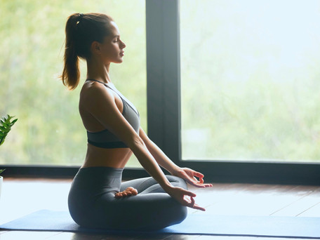 3 Health Benefits of Meditation