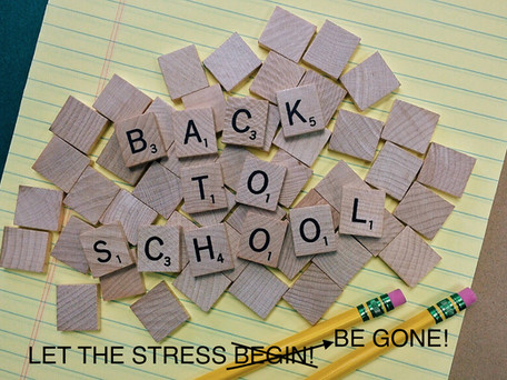 Stress-Free Back to School Tips
