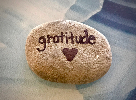 Gratitude Rocks!Giving Thanks...on Thanksgiving & Every Day!
