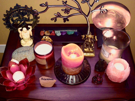 5 Tips to Create a Home Meditation Space:                            Your Own 'Ohm-Based' Sanctuary