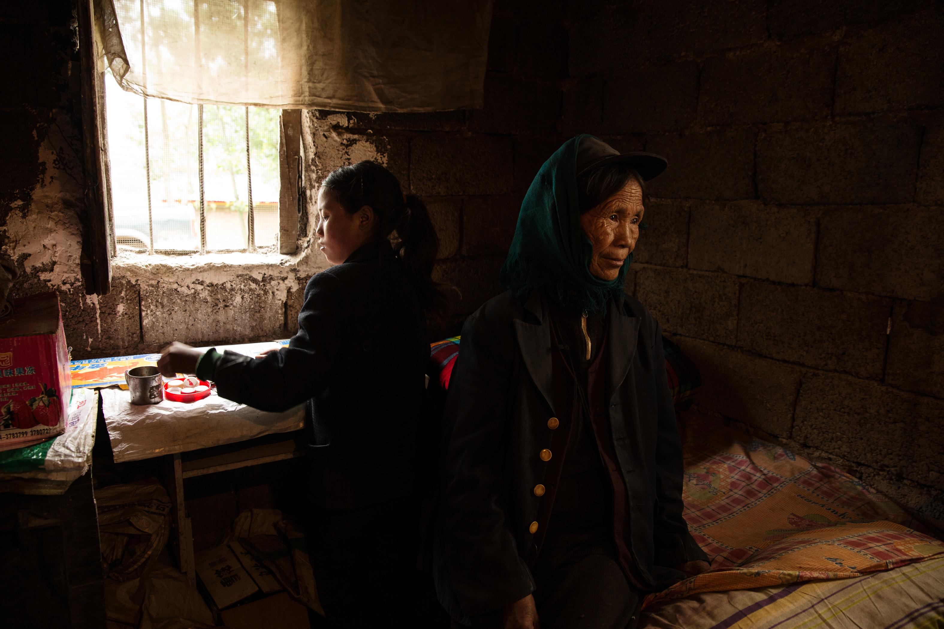 Bu Tuo, China