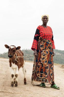 Triphonie Usabyemariya, Rwanda