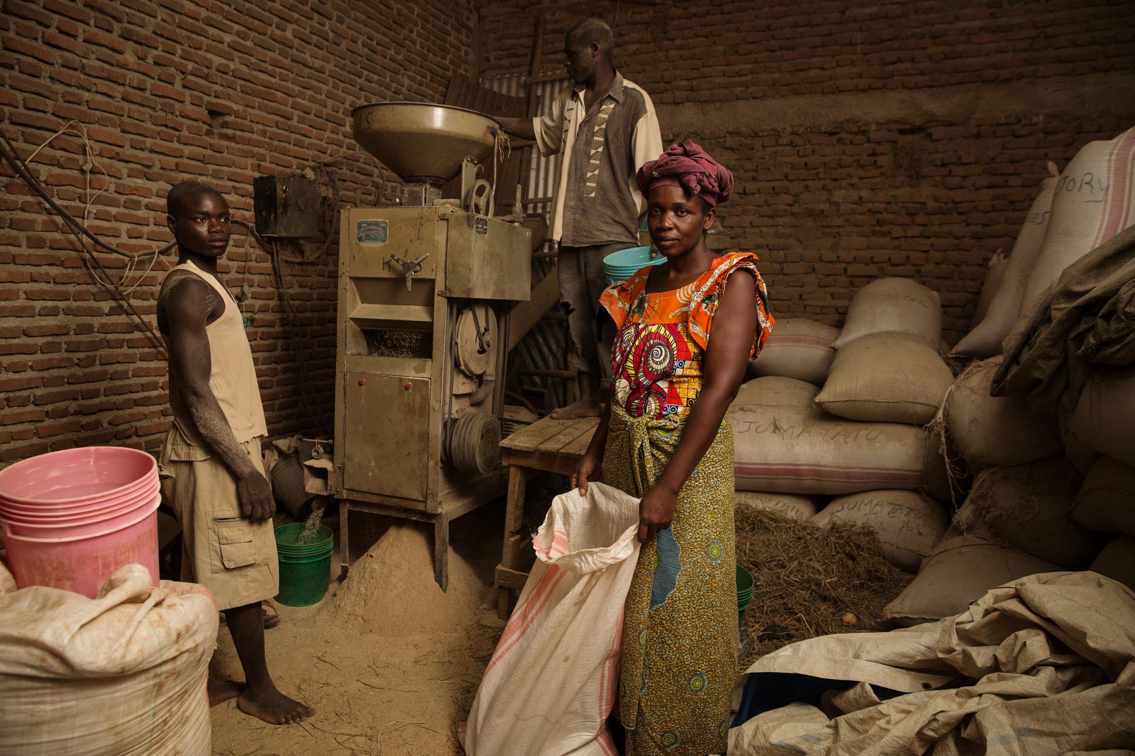 Josephine Ntunzwenimana, Burundi