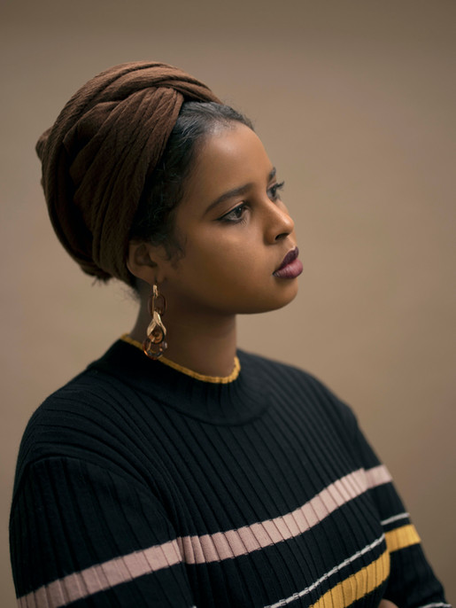 Former Young People's Laureate for London Momtaza Mehri was born in London to Somali parents who left Somalia in 1984. Introduced to poetry as a child, she believes words are a powerful tool for exploring our place in the world and hopes to inspire the next generation of young people.