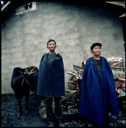 Bu Tuo County, China