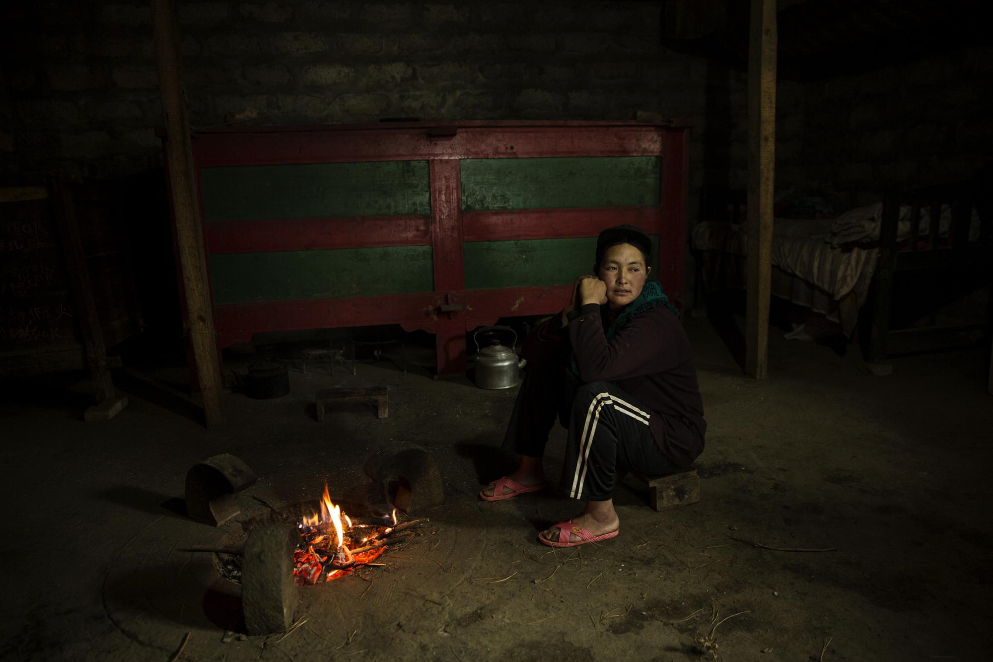 Ji Li Me, Bu Tuo, China