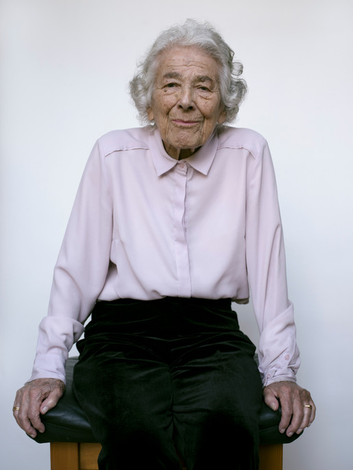 Celebrated author Judith Kerr fled Nazi Germany with her family after her father openly opposed Hitler. They finally found a new home in London in 1935. Judith's books The Tiger Who Came to Tea, the Mog series and her autobiographical novel When Hitler Stole Pink Rabbit have been read and loved by generations of children.