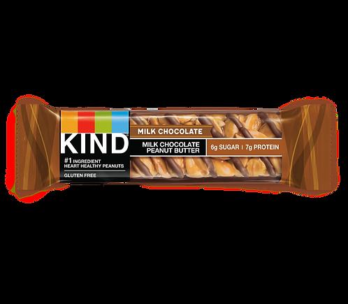 Kind Nut Bars Milk Chocolate Peanut Butter