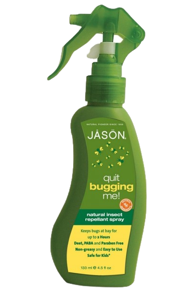 JASON Quit Bugging Me!® Natural Insect Repellant Spray