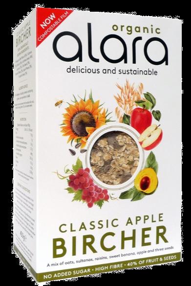 Alara Classic Apple Bircher 450g, Organic