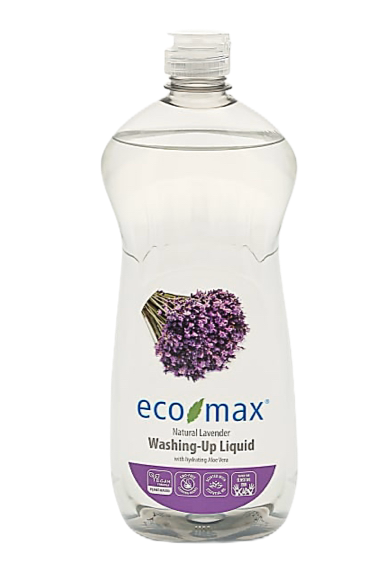 Eco-Max Washing-Up Liquid - Natural Lavender 740ml
