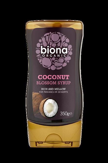 BIONA ORGANIC Coconut Blossom Syrup 350ml
