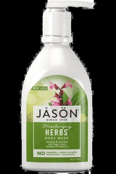 JASON Moisturizing Herbs Body Wash