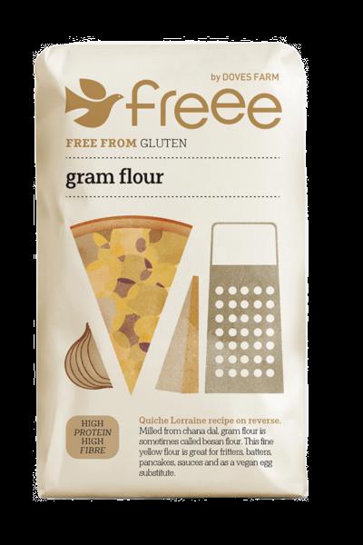Freee by Doves Farm Gluten Free Gram Flour 1kg