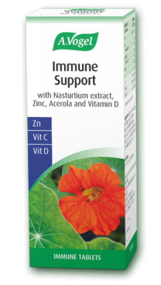 A.Vogel Immune Support Tablets with Vitamin C, Zinc and Vitamin D, 30 tablets