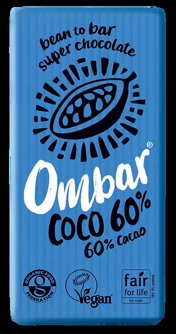 OMBAR Organic Raw Chocolate Coco Mylk 70g