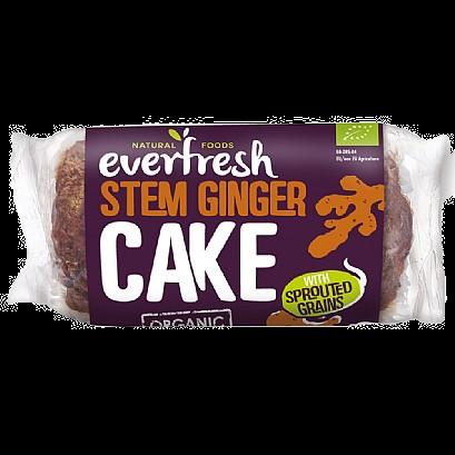 Everfresh Stem Ginger Cake (300g)