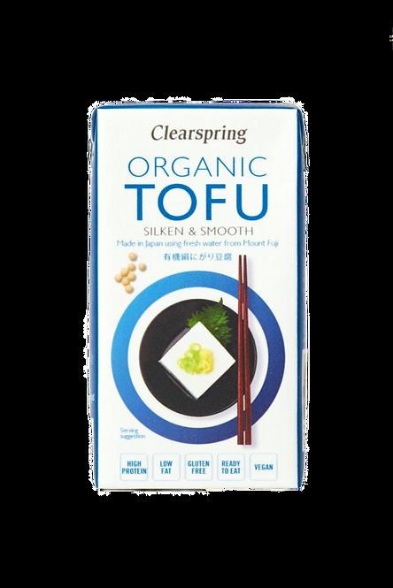 Organic Japanese Tofu - Silken & Smooth