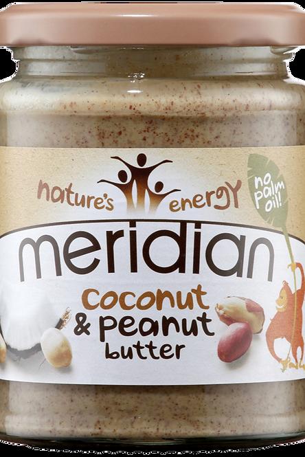 Coconut & Peanut Butter 280g