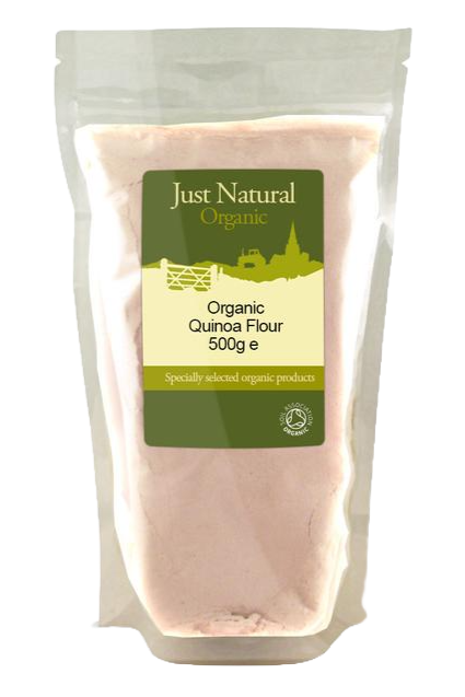 Just Natural Organic Quinoa Flour 500g