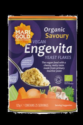 Marigold Engevita Organic Yeast Flakes 125g
