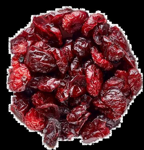 ORGANIC DRIED CRANBERRIES 125g