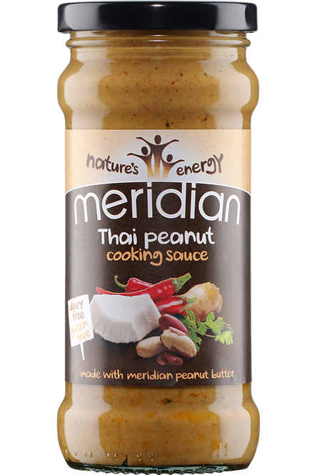 Meridian Free From Thai Peanut Cooking Sauce 350g