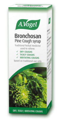 A.Vogel Bronchosan - Pine Cough Syrup 100ml