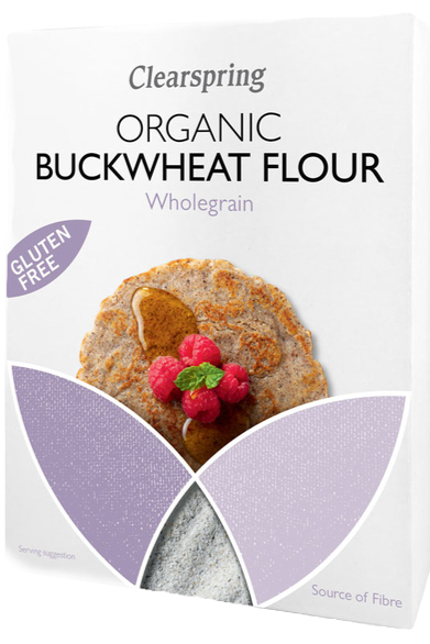 Clearspring Buckwheat Flour, Organic 375g