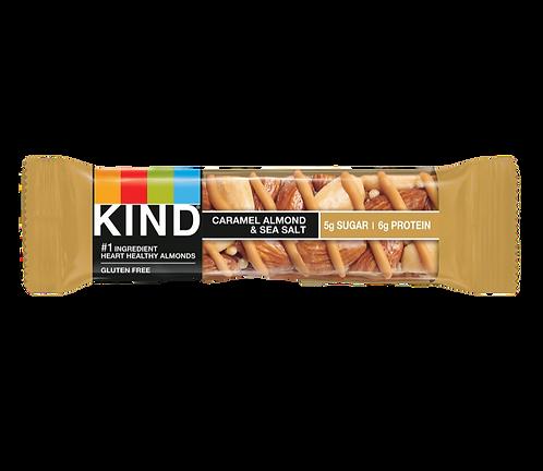 Kind Nut Bars Caramel Almond & Sea Salt