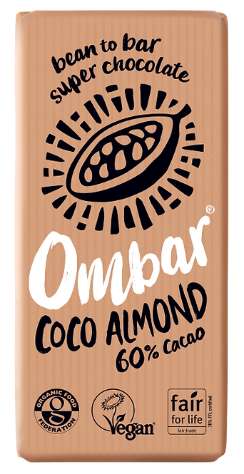 OMBAR Coco Almond 70g
