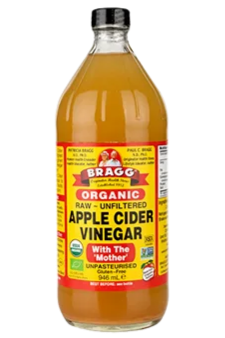Bragg Organic Apple Cider Vinegar with The Mother 946ml