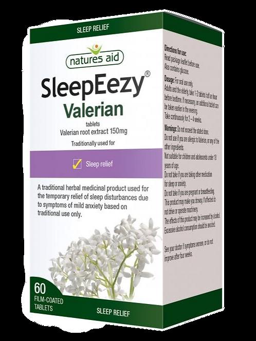 Natures Aid SleepEezy (Valerian) 60