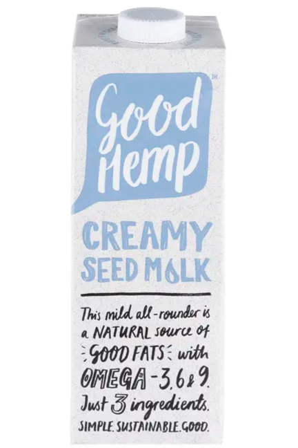 Good Hemp Creamy Seed M*lk 1l