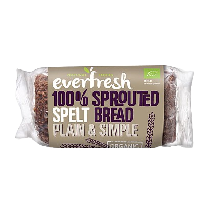 Everfresh Sprouted Spelt Bread (400g)