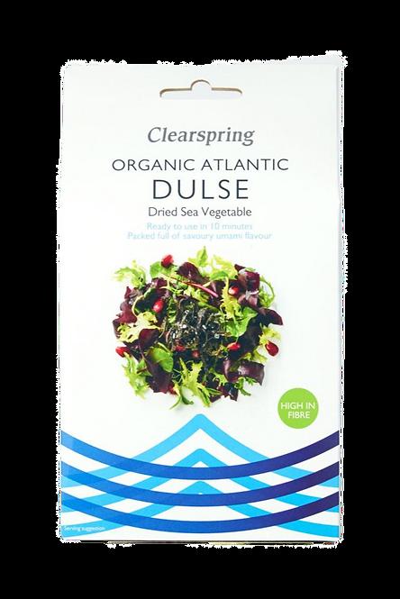 Organic Atlantic Dulse - Dried Sea Vegetable