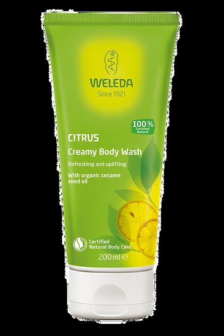 Citrus Creamy Body Wash 200ml