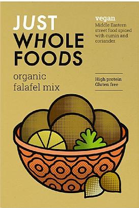 Just Wholefoods Vegan Falafel Mix (120g)
