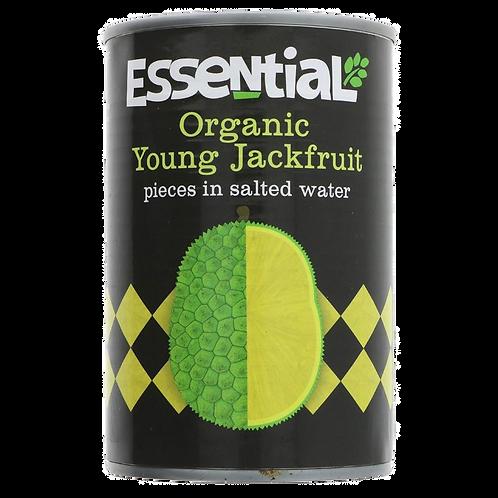 Essential Trading Organic Jackfruit in Water 400g